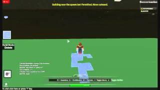 Soccormaniac's ROBLOX video