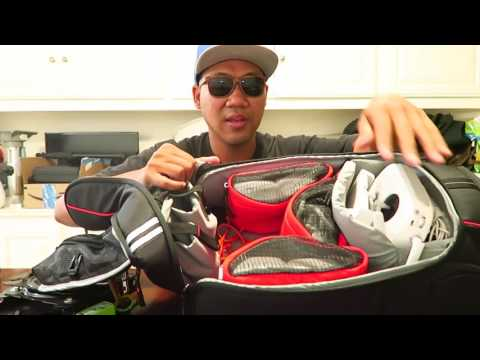BEST DRONE BACKPACK EVER!? DJI PHANTOM 2 3 4 PRO