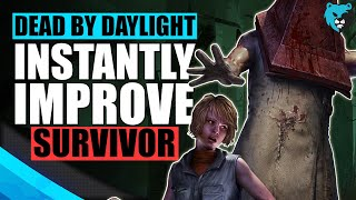 13 Tips to INSTĄNTLY Improve at Dead by Daylight Survivor DBD