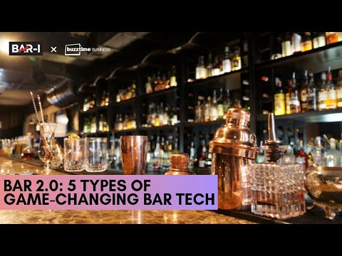 Webinar Recap: Bar 2 0 (5 Types of Game-Changing Bar Technology)