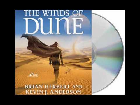 The Winds of Dune by Brian Herbert and Kevin J. Anderson Excerpt