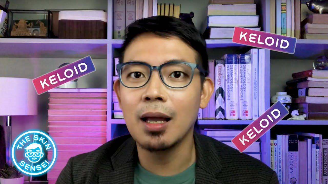 Dermatologist Tells The Truth About Keloids   The Skin Sensei