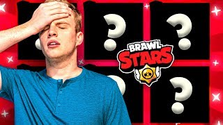 THE WORST 5 BRAWLERS in BRAWL STARS!