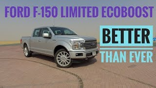 2018 Ford F150 Limited Review: Update Complete