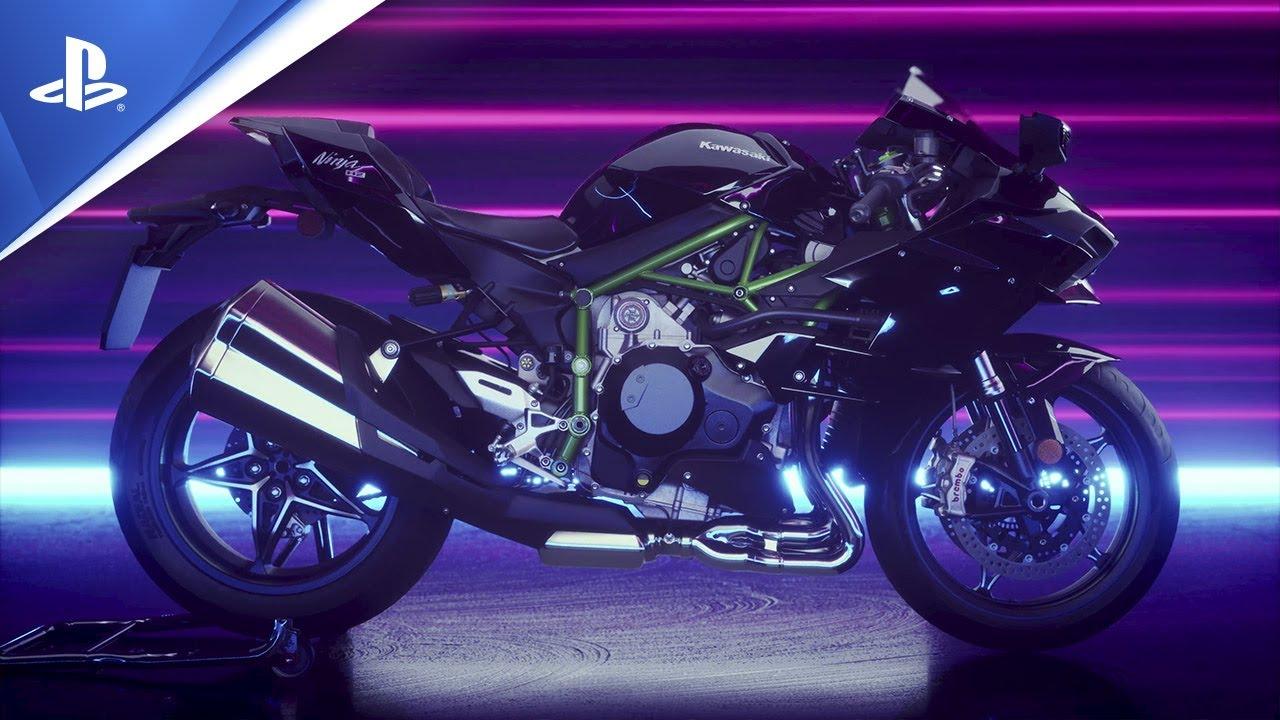 Ride 4 - Next-gen trailer