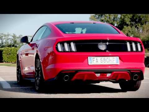 Mustang Club of Italy - European Pony Wars 2015- Vairano