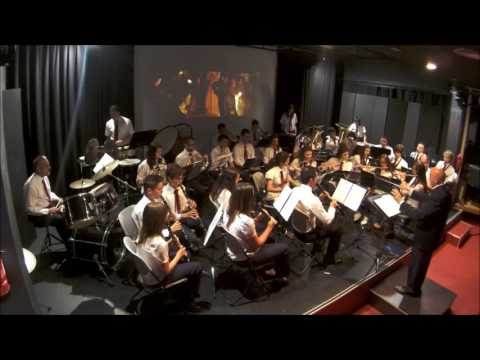 Banda de Música de San Adrián (Navarra) - Concierto 04 06 2016