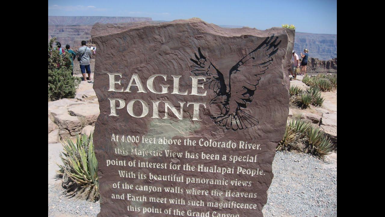 USA Las Vegas Grand Canyon West Rim Eagle Point Skywalk Hualapai