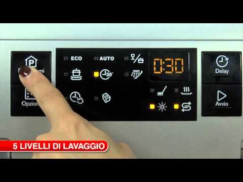 Lavastoviglie ELECTROLUX-REX Real Life - YouTube