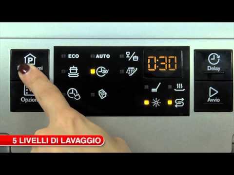 Lavastoviglie ELECTROLUX-REX Real Life - YouTube