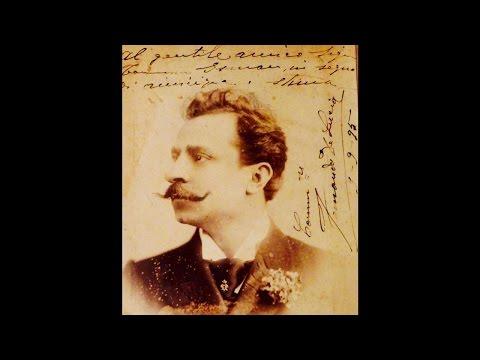"""Fernando De Lucia: """"A te o cara"""", Phonotype C2528 del 6 febbraio 1921 (In Si bemolle)"""