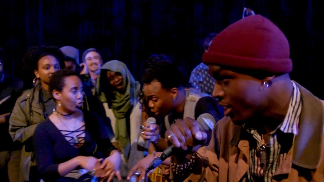 Hip-Hop U: The First Wave Scholars