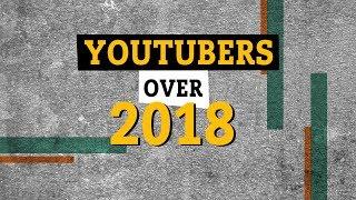 Kalvijn, YousToub en Veras blikken terug op hun nieuws van 2018