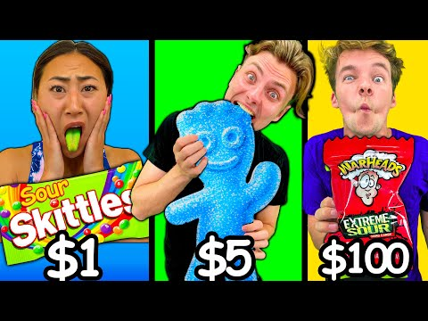 EAT IT AND I'll PAY FOR IT!! (SOUR EDITION)