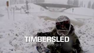 Tahoe Timber sled