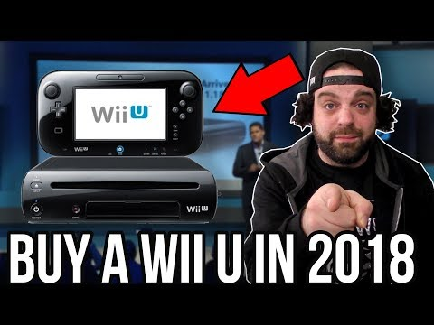Why You SHOULD Buy a Wii U in 2018!   RGT 85