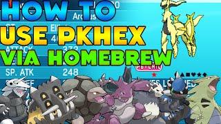 HOW TO USE PKHEX - How to PokeGen - PKHeX Tutorial - How to get Shiny Pokemon! | 100% WORKS
