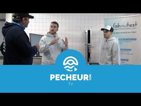 Fish And Test, le spécialiste du test de matériel de pêche débarque chez Pecheur.com