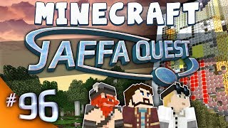 Minecraft - JaffaQuest 96 - The Jaffa Factory Returns
