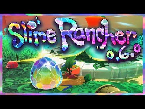 Slime Rancher: Glass Desert #1 - The Glass Desert!