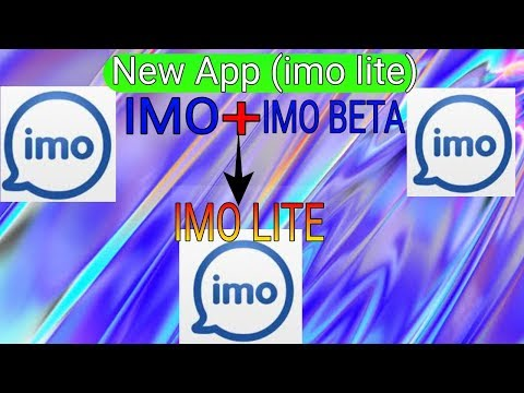 Imo Lite-New 2019 Supperfast Free Call    How To Download Imo Lite   MEDIA YOUTUBE