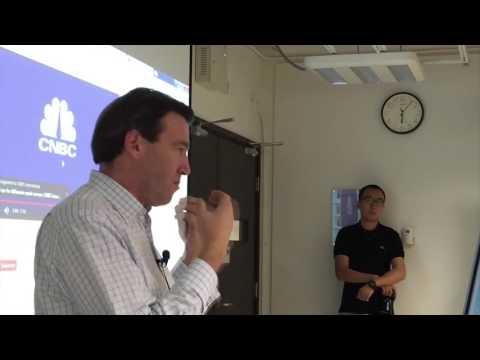 Geoff Cutmore - HKBU speech 1