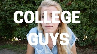 Everything You Should Know About COLLEGE GUYS