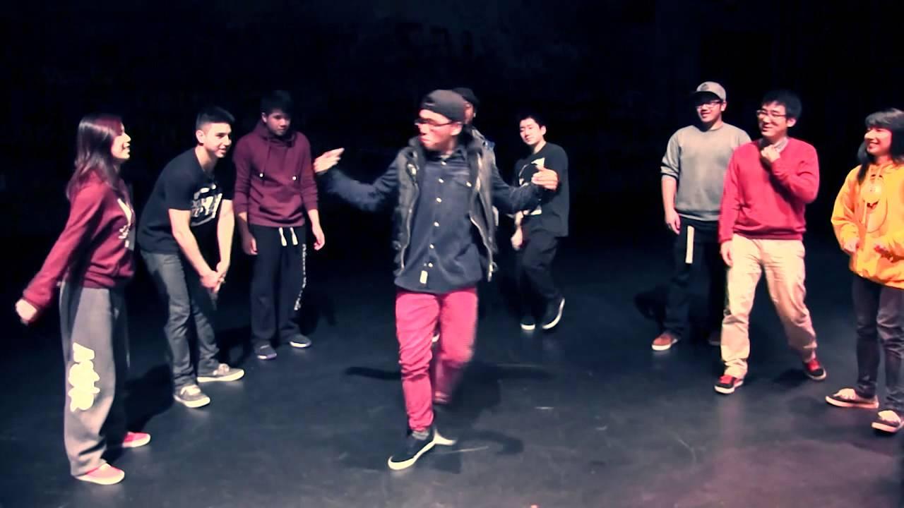 BPEC student Bryan Aquino talks about the Douglas College Hip Hop Club