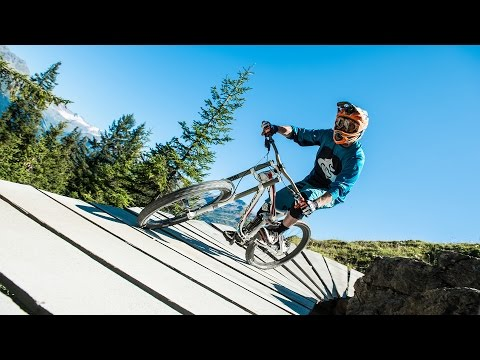 2015: First full ride on Gotschna Freeride Davos Klosters