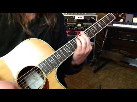 Spit Bath - Alternate Tuning CGD#FGC in C Natural Minor