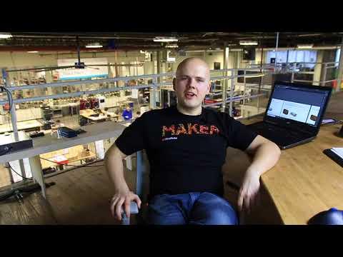 Maker Spotlight Symon Harrah