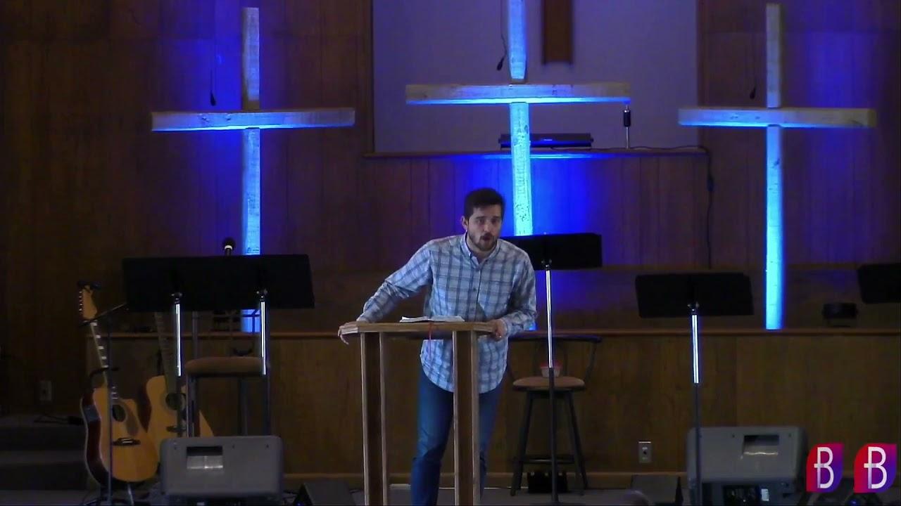 Mark 10:17-22 - What Must I Do? (Pt. 1)