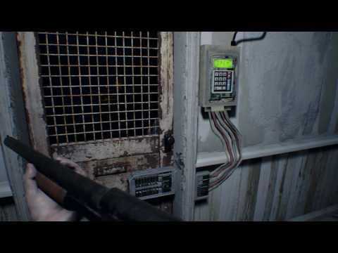 RESIDENT EVIL 7 LUCAS PARTY DOOR PIN CODE