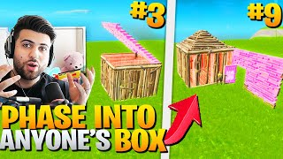 EVERY Way To Break Into A Box! (Tricks To Learn For Season 2!) - Fortnite Battle Royale
