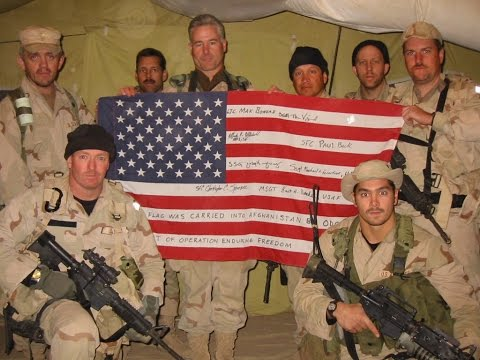 Special Forces Who Avenged 9/11 (Alex Quade's