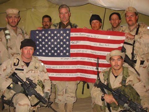 Special Forces Who Avenged 9/11 (Alex Quade's