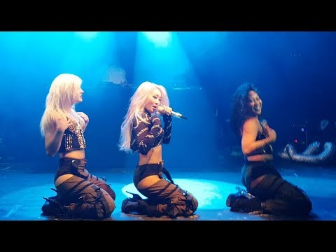 Hyolyn - See Sea (Live In London @ The Electric Ballroom)