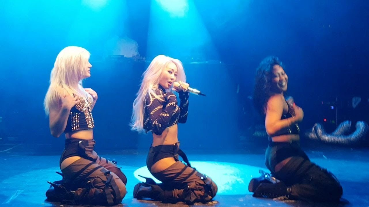 Download Hyolyn - See Sea (Live In London @ The Electric Ballroom)
