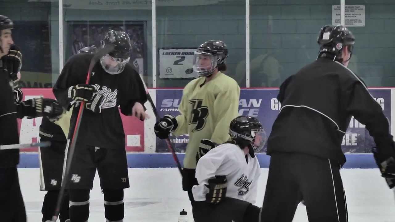 Honey Baked Girls Hockey