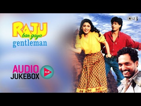 Raju Ban Gaya Gentleman Jukebox - Full Album Songs | Shahrukh, Juhi Chawla,