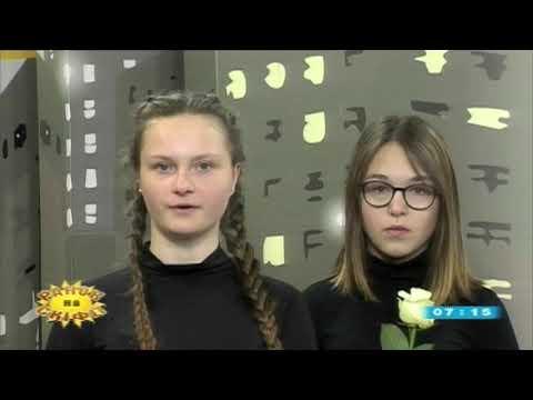 Ранок на Скіфії Херсон: Поетична композиція прозвучала у виконанні учнів ДМШ»№3 поетичний театр Барви