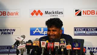 Kusal Perera addressing media | Post match press conference | 1st T20I