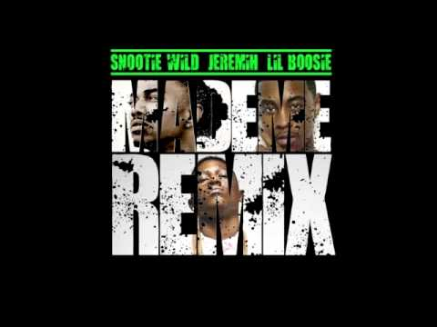 Snootie Wild - Made Me Remix Ft. Jeremih & Lil Boosie (Official Audio)
