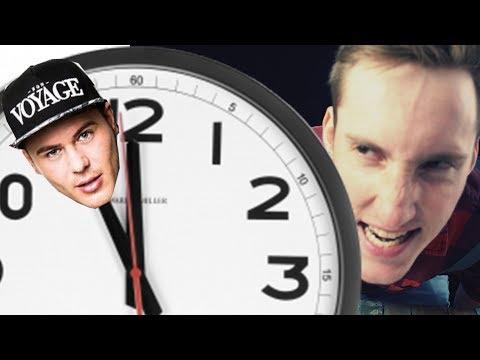 RIP Zeit.. Leon Machère und die Uhr