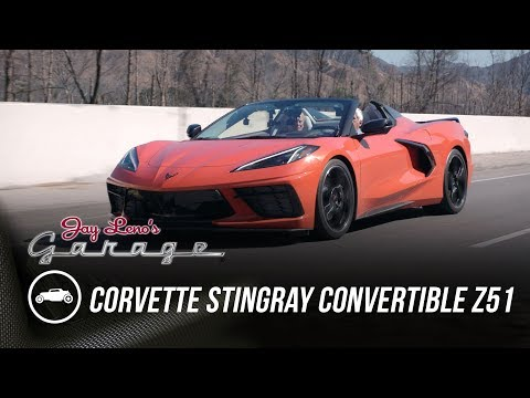 First Drive of 2020 Corvette Stingray Convertible Z51 - Jay Lenos Garage