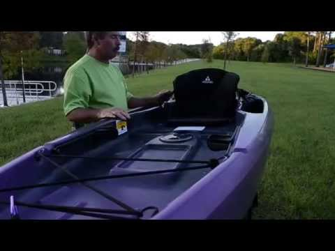Fierce Kayaking Ascend D10T Review