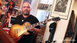 1959 Gibson Les Paul / Ex. Richie Sambora & John Squire / New Kings Road Guitars