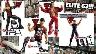 NEW WWE ELITE 63 FIGURE IMAGES!!! SHINSUKE NAKAMURA, DEAN AMBROSE, KANE & SAMI ZAYN!!!