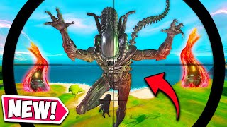*BRAND NEW* ALIEN PORTAL EVENT!! - Fortnite Funny Fails and WTF Moments! 1190