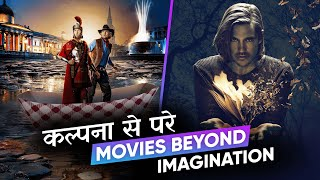 Hay guys in today's video we are going to cover the top 10 movies beyond imagination dubbed hindi and these all available language...